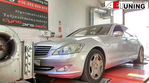 Mercedes_S600_Biturbo_517HP_DYNO_optimalizalt