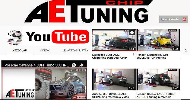 Chiptuning referencia videók teljesítménymérés dyno csiptuning a youtube on